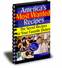America\'s Most Wanted Recipes